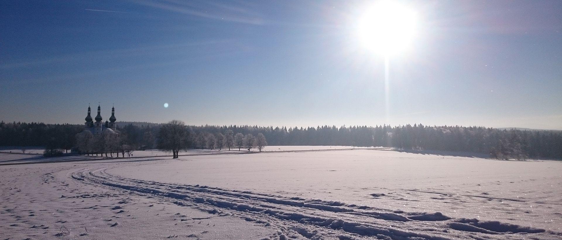 Die Kappl im Winter.
